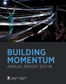 Building Momentum - Annual Report 2017 - 2018