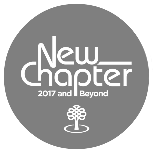 New Chapter 2017 and beyond logo