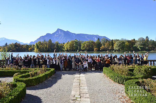 Salzburg Global Seminar Group 2018