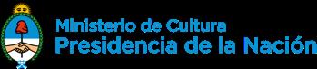 Ministerio de Cultura Presidencia de la Nación Logo