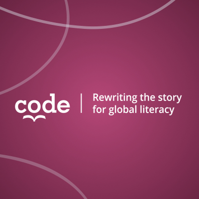 code - rewriting the story for global literacy