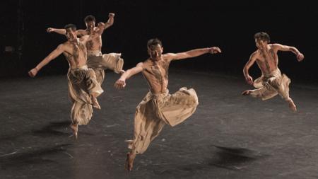Black Milk, Les Grands Ballets Canadiens de Montréal