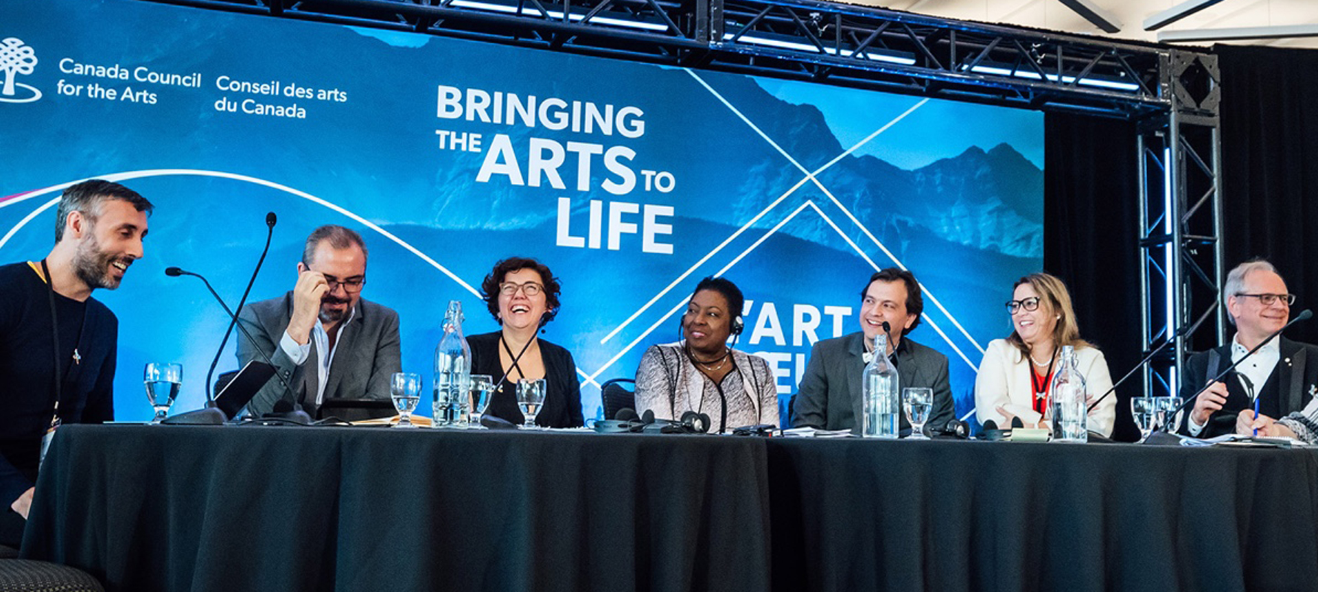 Cultural Agencies Roundtable: Creating Participatory Futures Panel