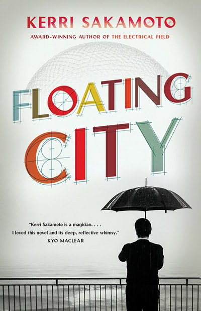 Floating City by Kerry Sakamoto