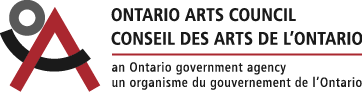 Logo Ontario Arts Council